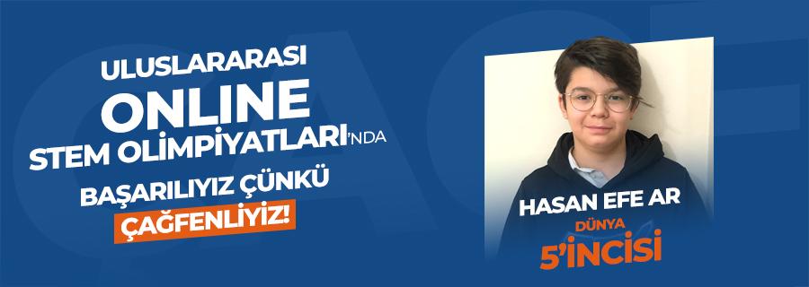 Hasan Efe Ar